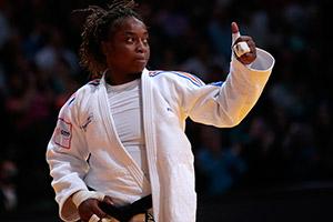 Judo : Française dórigine camerounaise, Gevrise Emane s'offre un cinquième titre européen