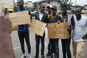 Cameroun - Manifestation du SDF - Jean Robert Wafo (Ministre de la Communication du SDF): «Jean Michel Nintcheu a été copieusement malmené, brutalisé puis emmené manu militari à son domicile à Ndogpassi Douala 3 ème»
