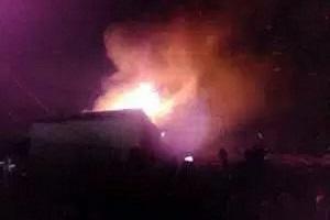 Cameroun-crise Anglophone: Encore un établissement scolaire en feu.