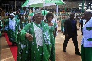 Cameroun - politique: NI JOHN FRU NDI ne représentera pas le SDF aux elections présidentielles de 2018