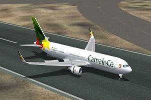 Cameroun-Aviation:Camer-Co annonce l'arrivée d'un nouvel avion dans les prochains jours.