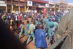 Cameroun-Education-Régions: Grève au Lycée rural de Mbouda