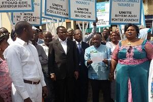 Cameroun-Manifestations publiques : Le sous-préfet de l'arrondissement de Fokoué interdit une manifestation du MRC.