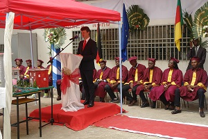 Cameroun-Société: 16 nouveaux mécatroniciens prêts à l'emploi.