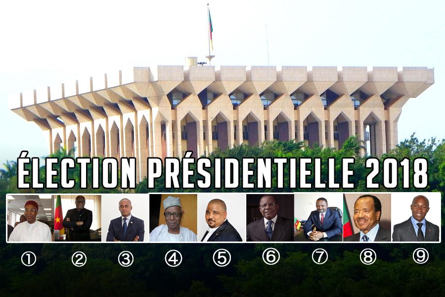 Cameroun - Présidentielles 2018: Sondages, deux grands favoris face au président sortant