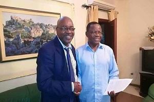 Cameroun-Présidentielle : Le conseillé économique de Paul Biya s'allie à Maurice Kamto