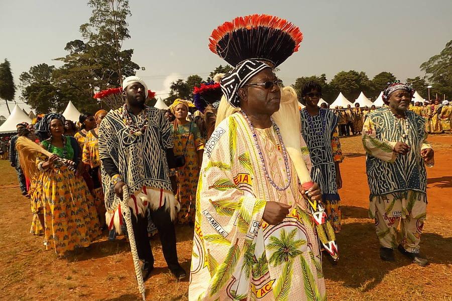 Succession: Gilbert Kadji nouveau chef de la famille Kadji