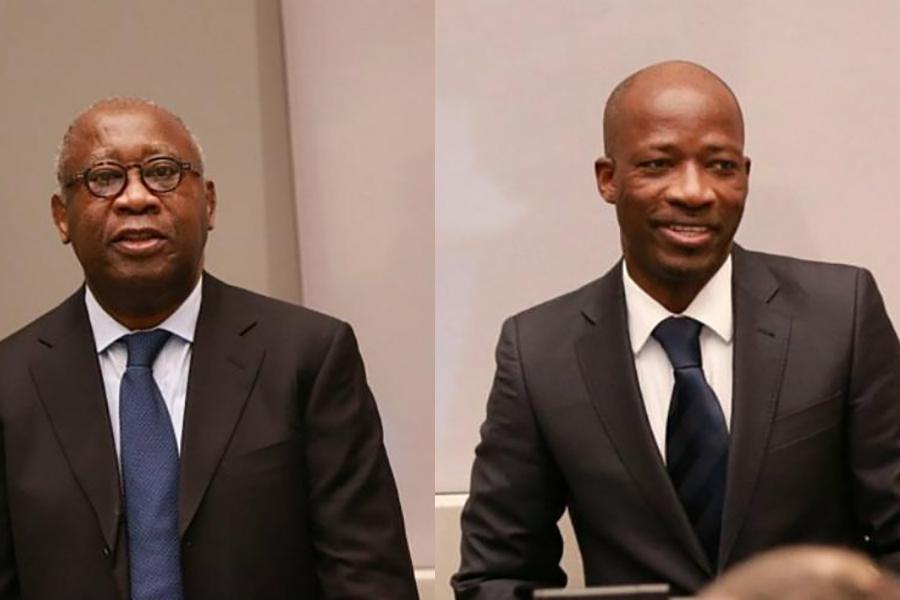Liberté provisoire accordée à Laurent Gbagbo et son ministre Charles Blé Goudé