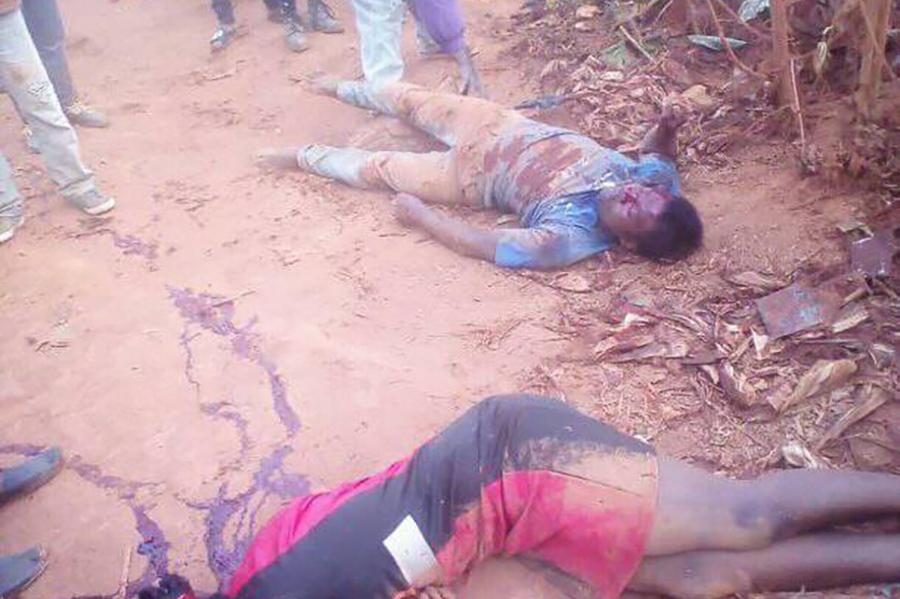 URGENT - Crime passionnel: Une jeune étudiante de l'université de Dschang a été assassinée à Bafoussam