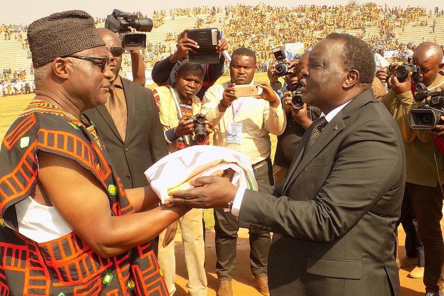 Dixiades: Bamenda accueille les jeux en 2020