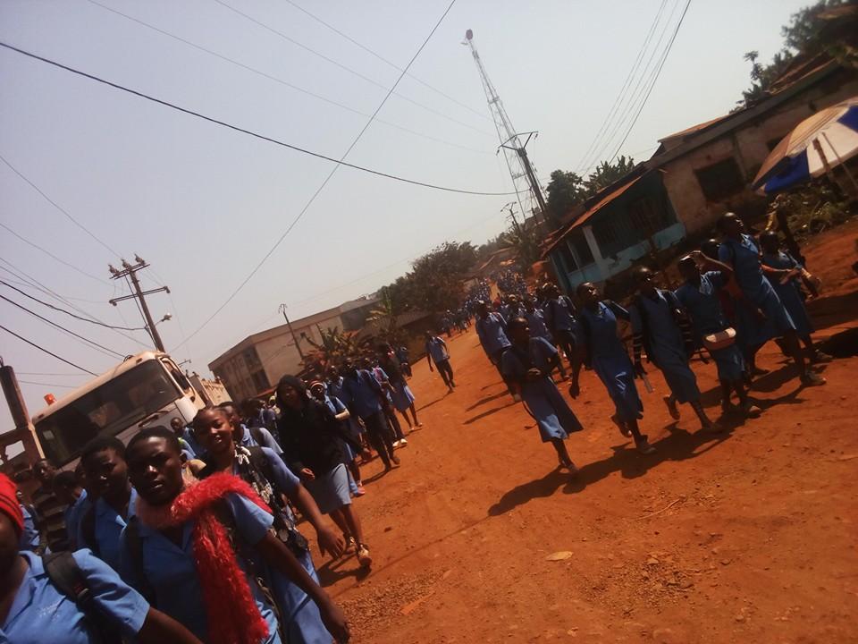 Bafousam - Dixiades 2018 en panne: Les élèves forcés de participer à la cérémonie de clôture