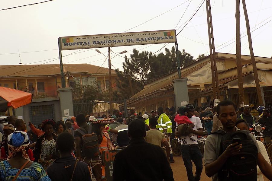 Hôpital régional de Bafoussam: Le service des urgences subit un scanner