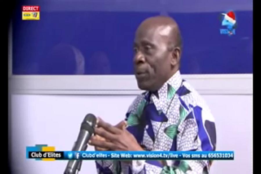 Cameroun-Sanctions CNC : « La fermeture de Vision 4 pourrait occasionner un soulèvement populaire »  professeur Hubert Mono Ndjana