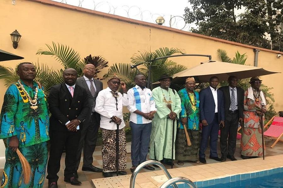Cameroun-Sanctions du CNC : Les chefs de la Sanaga Maritime disent « non» à la fermeture de vision 4