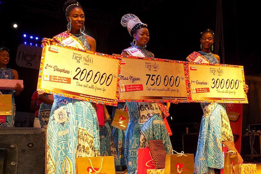 Nguon 2018: Zélina Yengou Nsangou désignée plus belle femme Bamoun