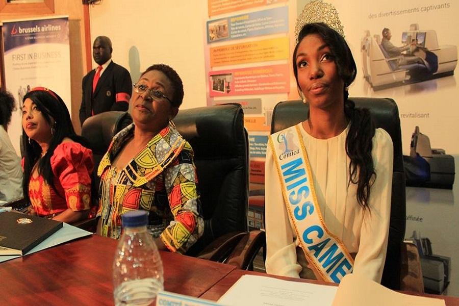 Culture : Ingrid Solange Amougou chassée de l'organisation du concours de Miss Cameroun