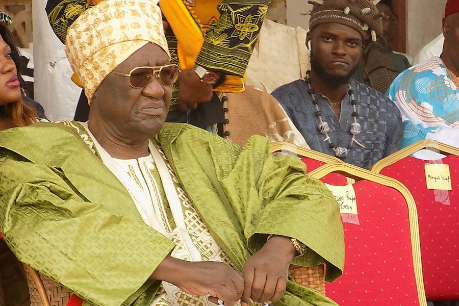 Royaume Bamoun: Le sultan Mbombo Njoya au tribunal des ancêtres