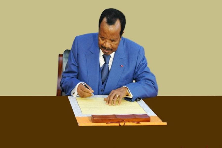 Cameroun-crise anglophone : Paul Biya lance un dernier ultimatum aux sécessionnistes.