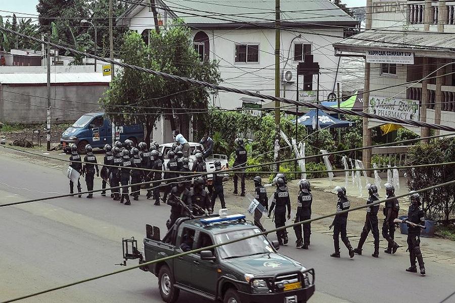 Cameroun-crise sociopolitique : une tête sans corps découverte à Buea (photo)