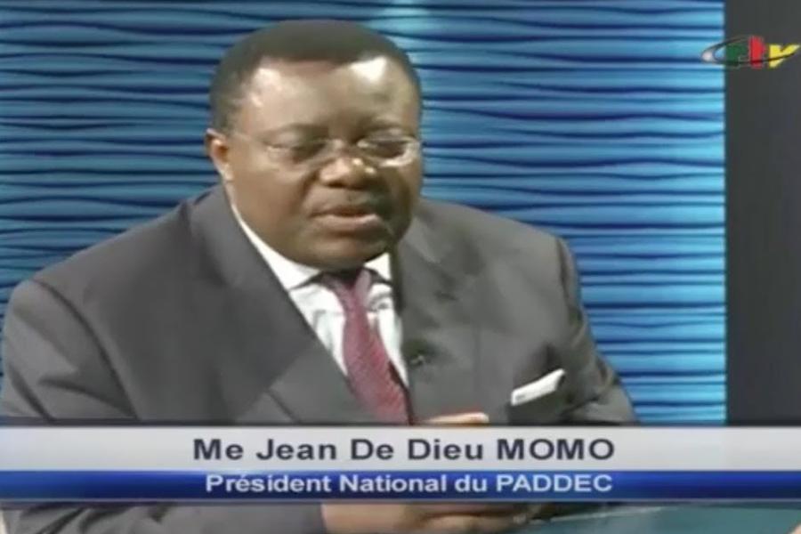 Déclarations antisémites et tribales : M. Momo Jean De Dieu, un ministre, ça ne fait pas ça!