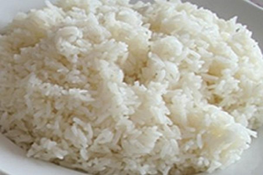 le riz bien cuit comme remède contre la diarrhée