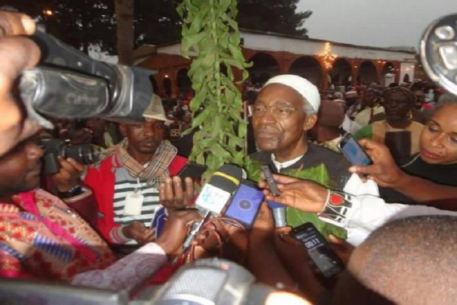 Cameroun : l'UDC présente ses vœux de nouvel an à la presse.