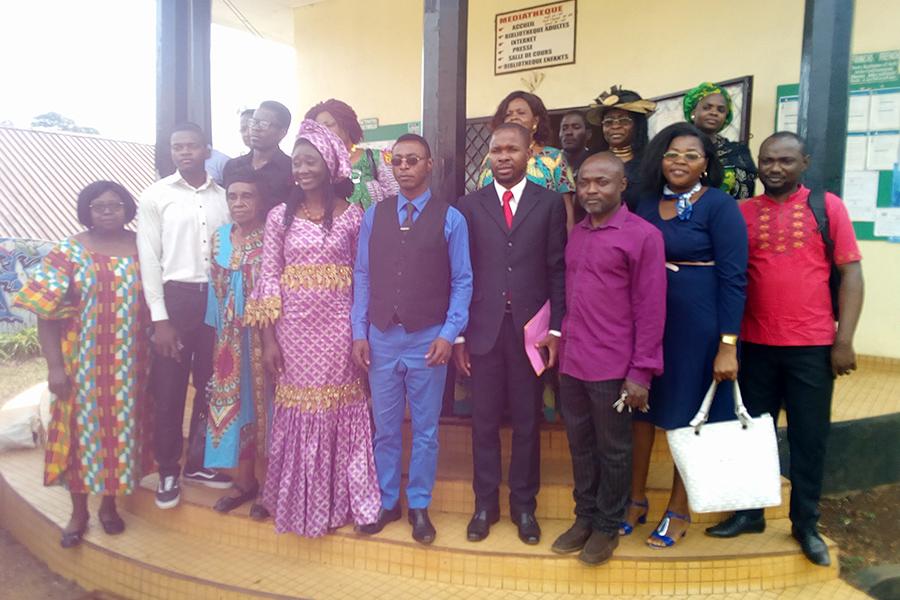 Échos de la journée internationale des droits des femmes: L'alliance franco-camerounaise de Dschang a organisé une fête avant la fête.