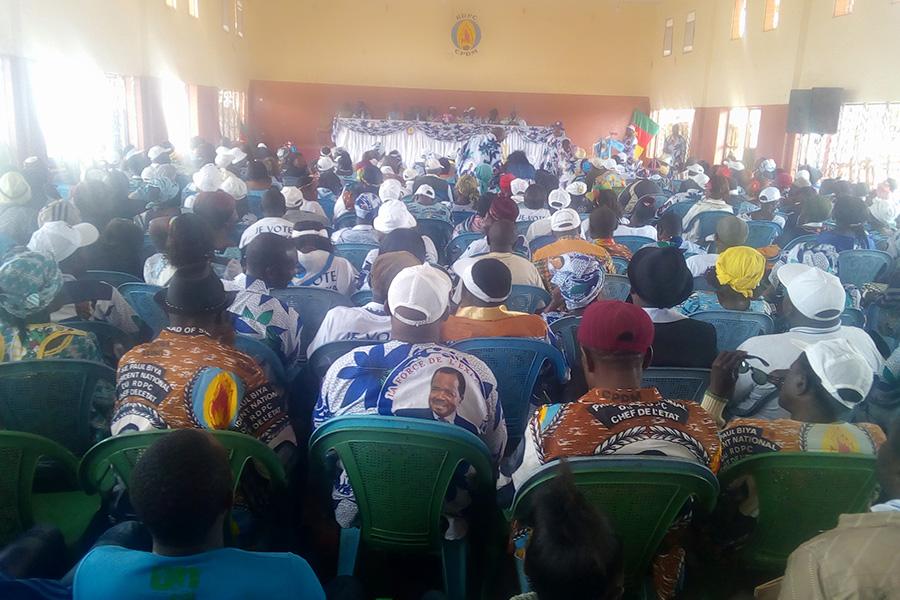 Dschang - Célébration du 34e anniversaire du RDPC: Les sections RDPC de Menoua-Centre I ont pris part aux festivités du 24 mars 2019