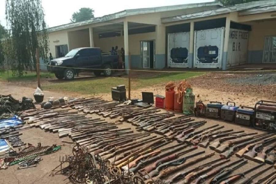 Cameroun : les Nations Unies appellent à lutter contre la circulation illégale des armes.