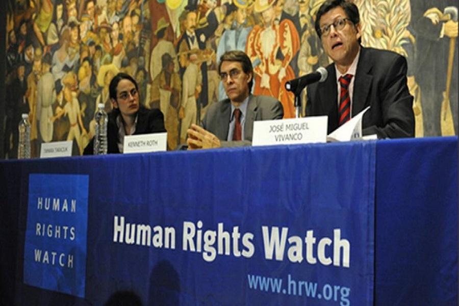 Cameroun: Human Rights Watch s'indigne de l'arrestation de Maurice Kamto  et qualifie de politique.