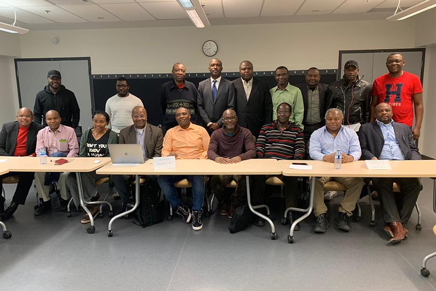 L'ACC (Association des Camerounais du Canada) oeuvre pour une sortie de crise