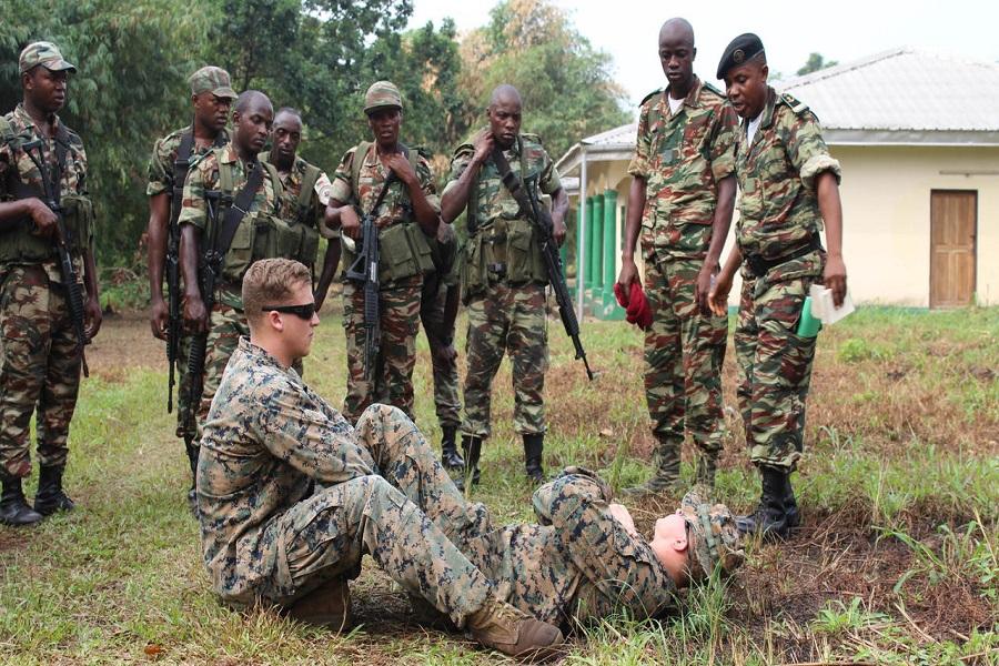 Cameroun : Des soldats américains campés à Garoua rappelés.
