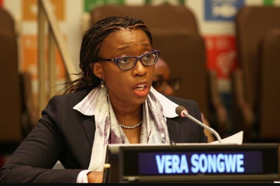 Cameroun-coopération internationale : Vera Songwe dans une tournée au cameroun