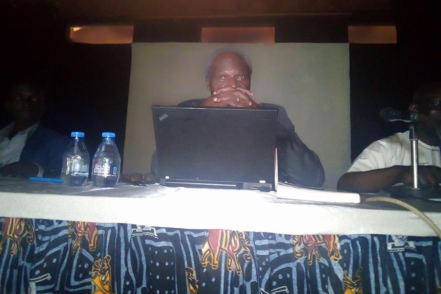 Pr Samuel Nzietchueng anticipe sur ce qui adviendrait si l'Etat continue de négliger la recherche agricole.