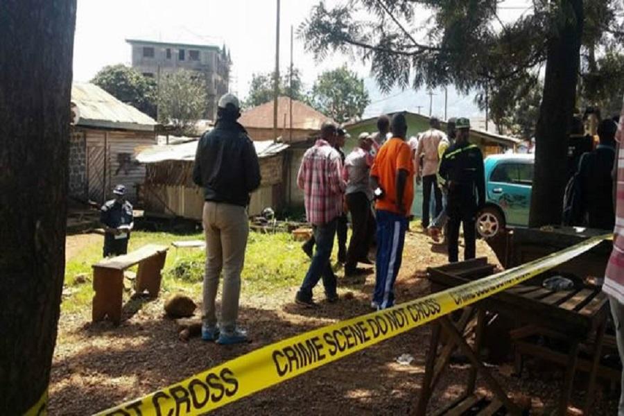 Cameroun-crise anglophone : la découverte d'une tête humaine plonge la population dans la panique à Bamenda.