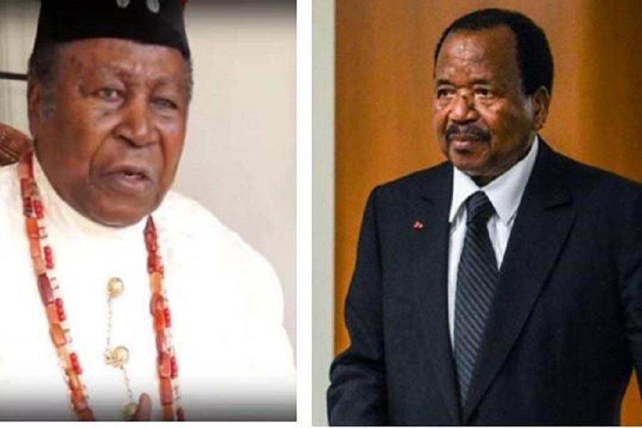 Cameroun : Nfon Victor Mukete tourne le dos à Paul Biya [Retro]