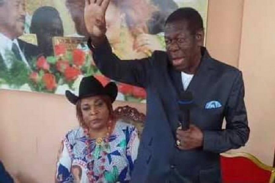 Cameroun : Le patriarche Fotso Victor offre 1 milliard à l'Eglise Catholique et Paul Biya fait de lui grand Cordon