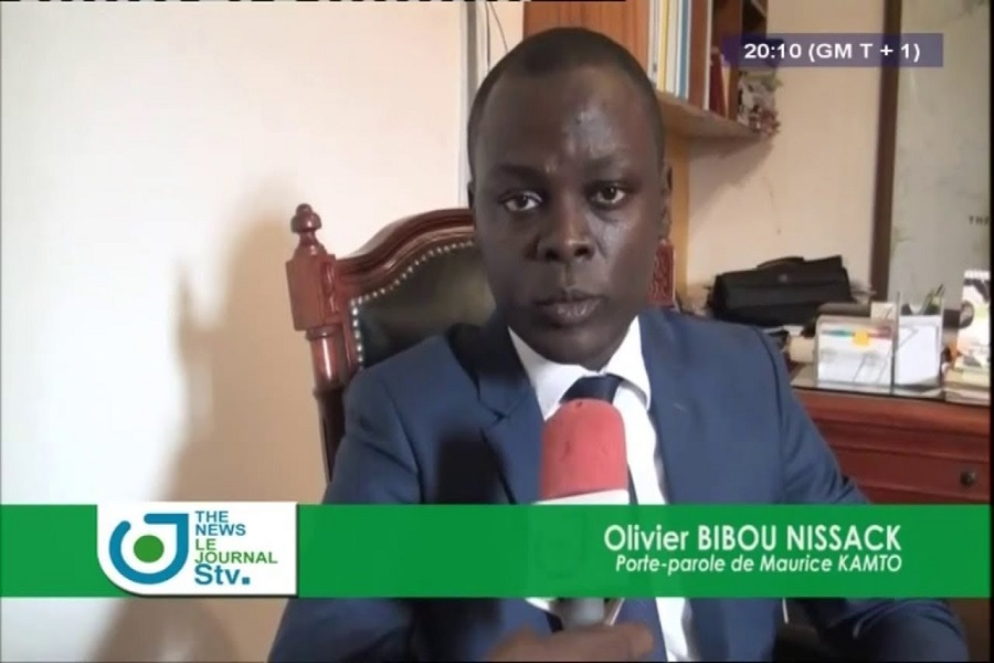Cameroun : Voici comment s'est faite la rencontre entre Maurice Kamto et son porte-parole Bibou Nissack