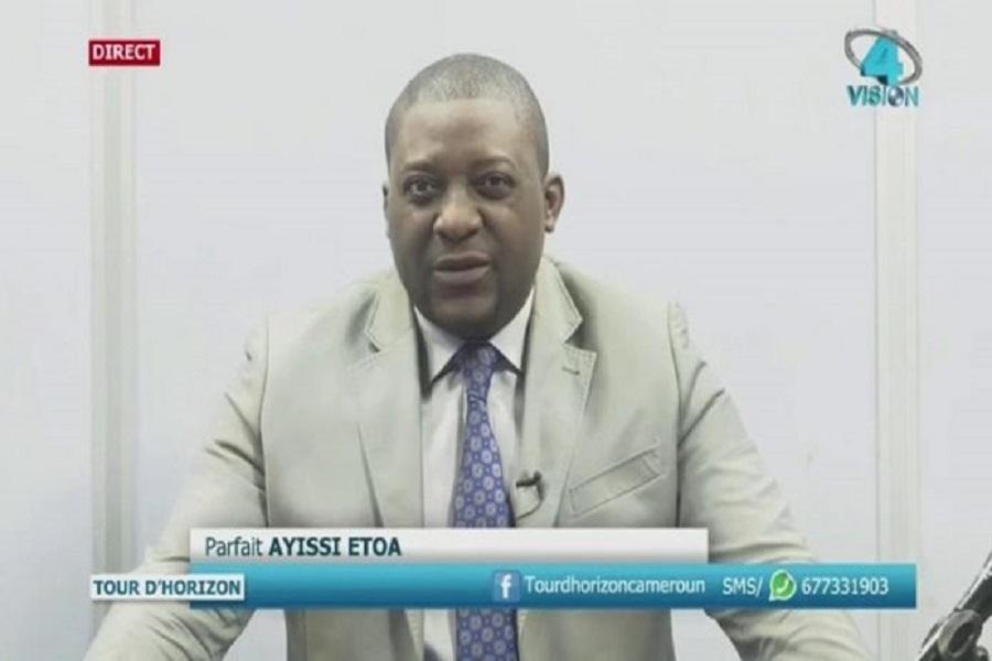 Cameroun-Interpellation du lanceur d'alertes Paul Chouta : Parfait Ayissi exulte