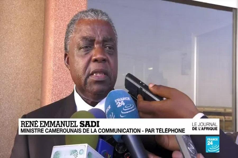 Affaire du bébé de 04 mois  assassiné à Muyuka : Le ministre René Sadi accuse les combattants séparatistes (communiqué)