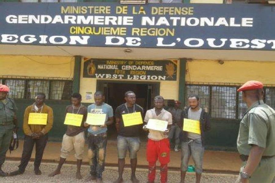 Insécurité : Fin de parcours pour un gang de six malfrats à Bafoussam.