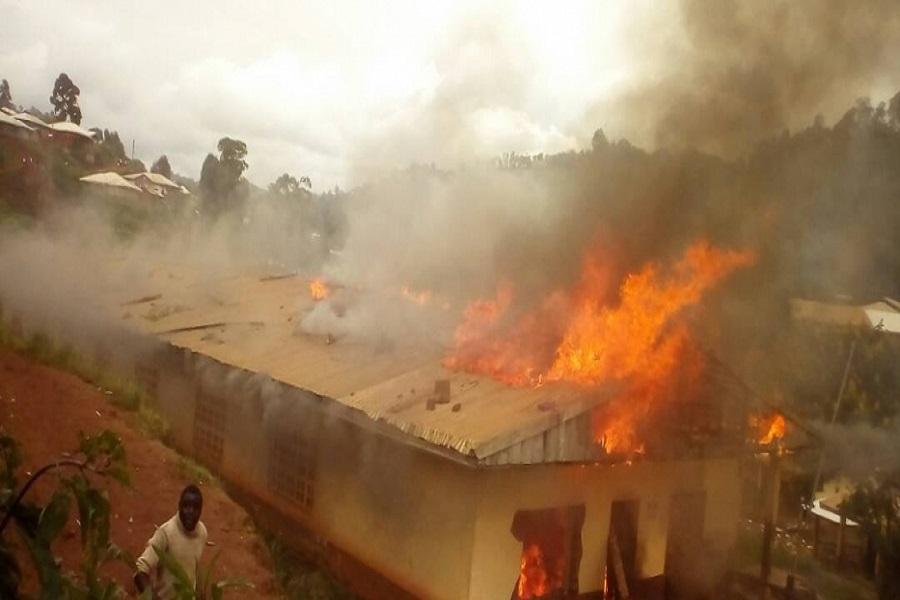 Cameroun-attaque d'Alachu : une commission créée pour évaluer les dégâts causés par les soldats.