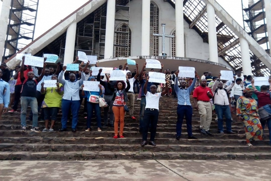 Cameroun : le préfet du Mfoundi interdit la marche du MRC.