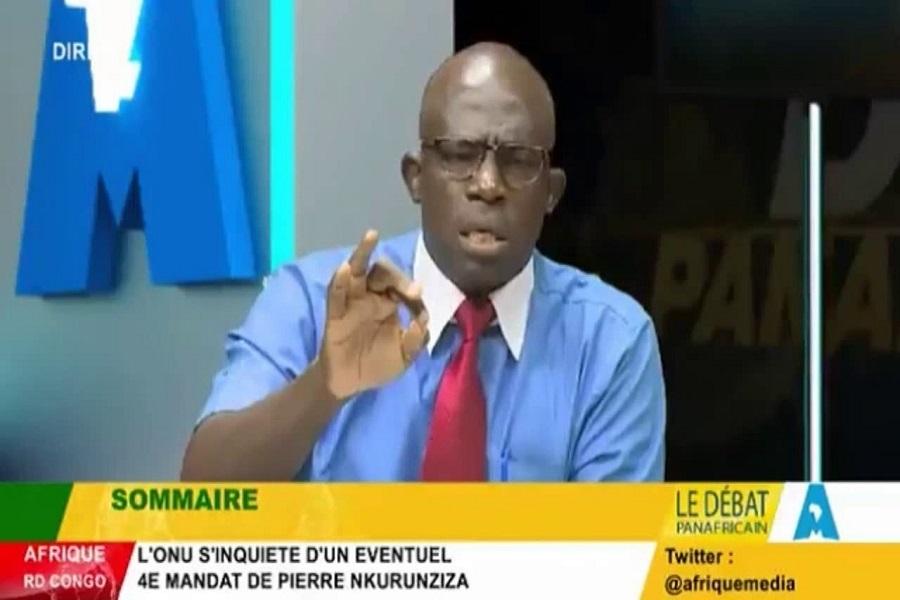 Banda Kani «Si les USA font l'erreur de pointer leur armée au Cameroun, ils vont regretter… »