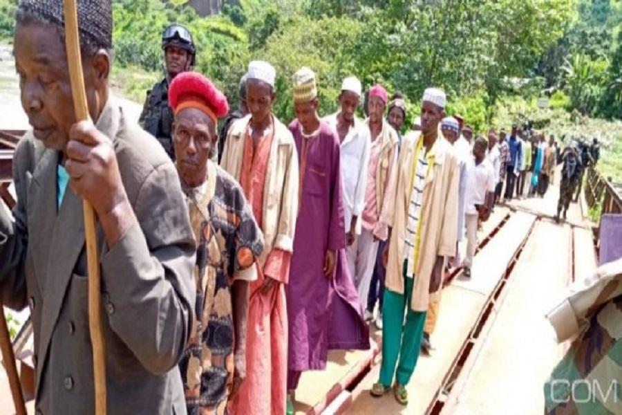 Nord-ouest : L'armée camerounaise réhabilite un pont détruit par les sécessionnistes