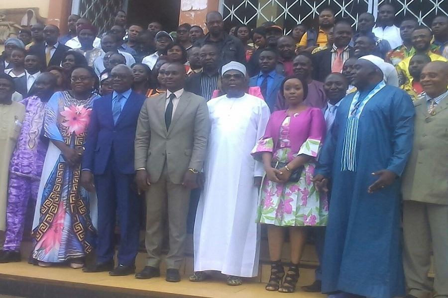 Communauté Urbaine de Bafoussam :  Goumpo  Christelle installée dans ses fonctions de secrétaire générale