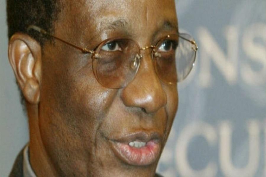 La dépouille de Martin Belinga Eboutou accueilli à Yaoundé