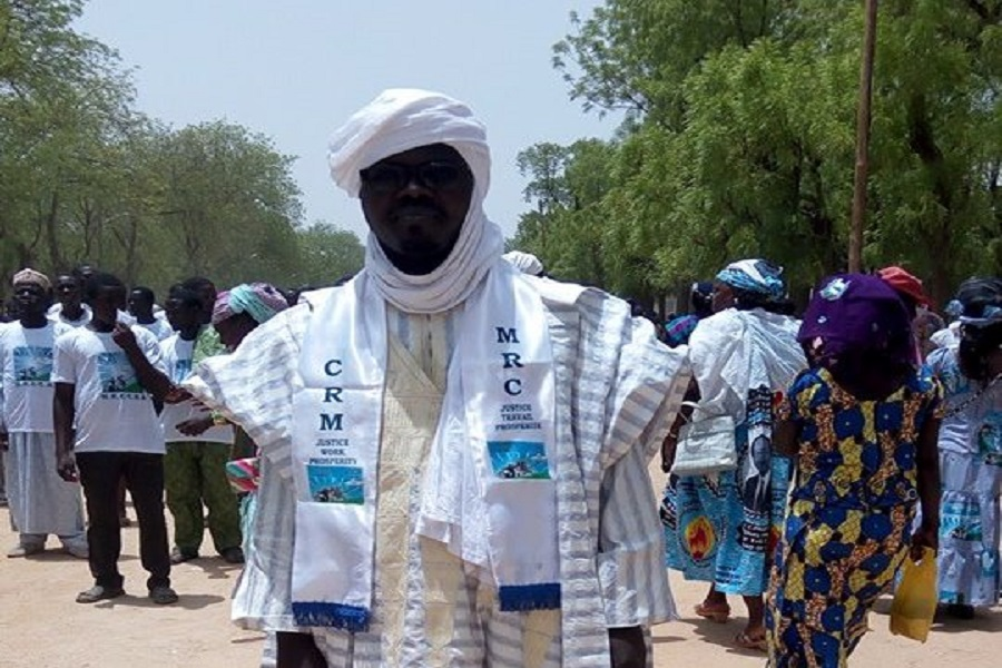 Embastillé, Mamadou Mota appelle le peuple à se soulever contre le régime de Paul Biya