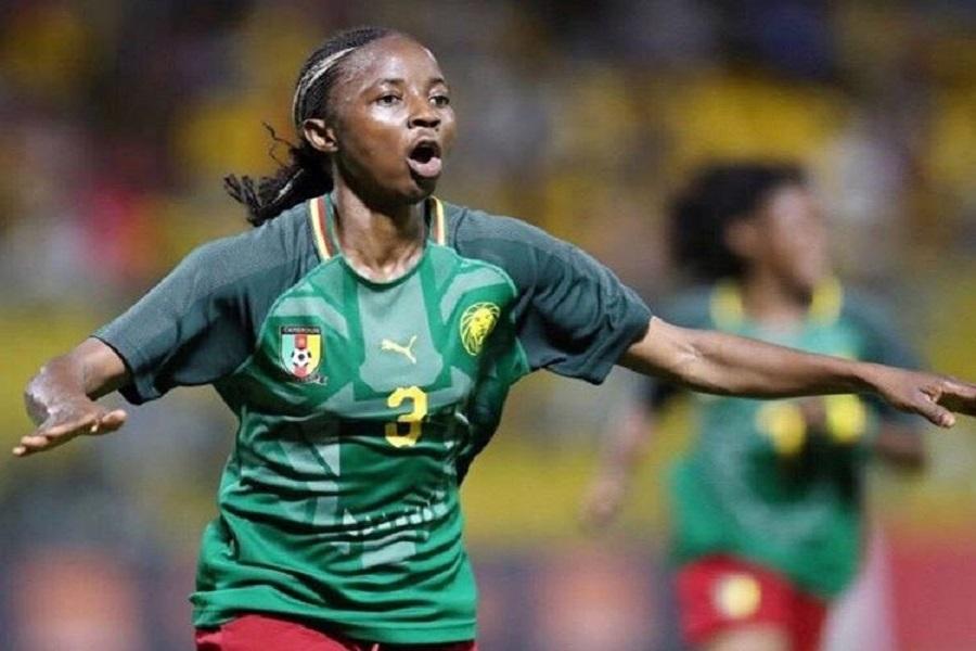 Coupe du Monde 2019 : la double buteuse, Njoya Ajara, joueuse du match