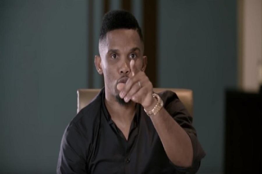 Samuel Éto'o fils envoie un message profond à la jeunesse africaine